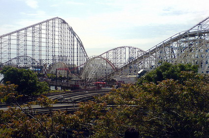 Blackpool Pleasure Beach, Blackpool