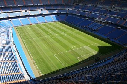 Madrid: Santiago Bernabéu
