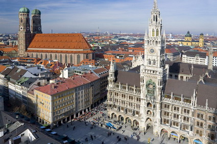 Munich: Allianz Arena