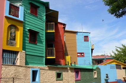Buenos Aires: la Bombonera