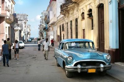 Cuba: solo salsa