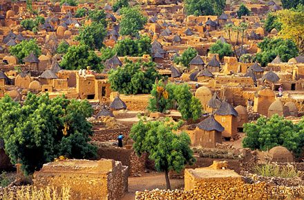 Mali: soil of legend