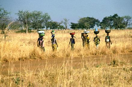 Burkina Faso, authentic Africa