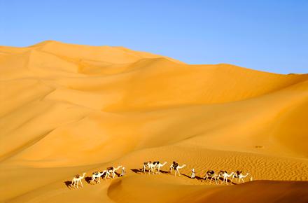 Libya: the Kingdom of Sands