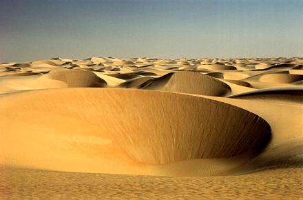 Mauritania: desert caravans