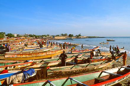 Senegal: midway between ocean and savannah