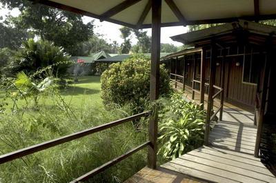 Mawamba Lodge, Tortuguero