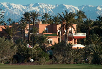 Moroccan fairways