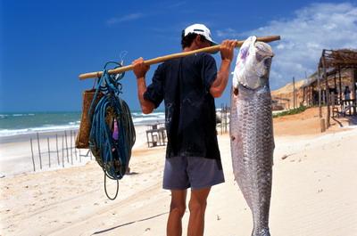 Fishing abroad