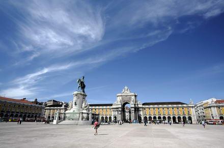 Lisbon: welcome summer sun!