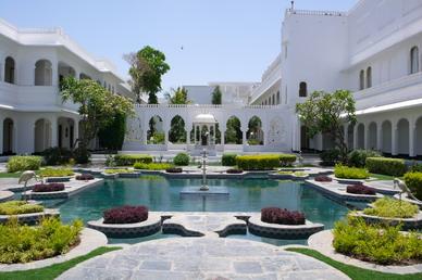 The princeliest: Lake Palace, Udaipur, India
