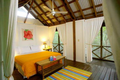 The most ecological: The Tiamo Ecolodge, The Bahamas