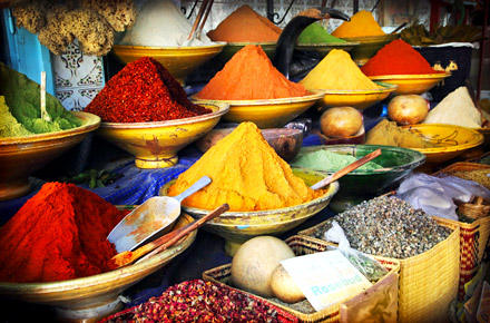Morocco: the kingdom of a thousand and one flavours