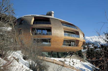 Chesa Futura, St Moritz, Switzerland