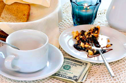 Read up on tipping etiquette