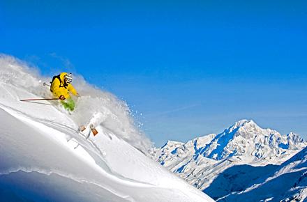 Val d'Isère, Frankreich