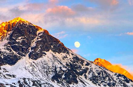 Engadin / St. Moritz, Schweiz
