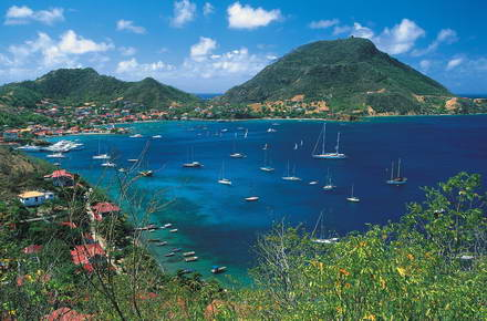The French Antilles