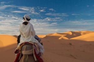 L'amour du désert