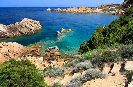Costa Rei- Sardinien
