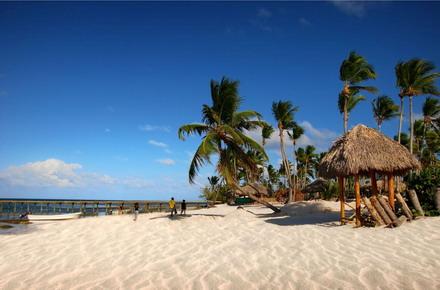 All inclusive in the Dominican Republic