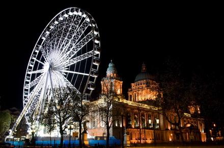 Belfast: going the Golden Mile