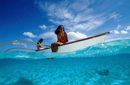 Polinesia blu