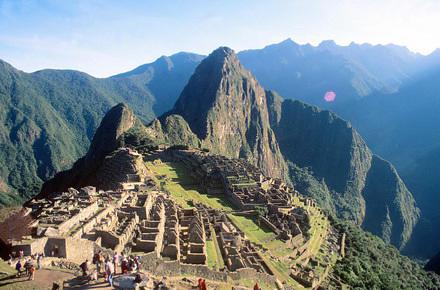 Sulle cime peruviane