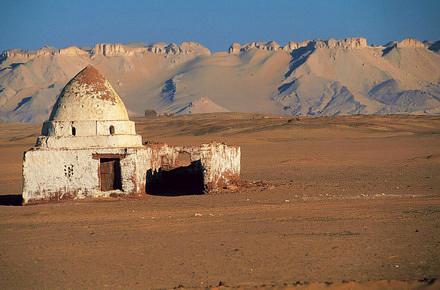 Egitto, confini e interno
