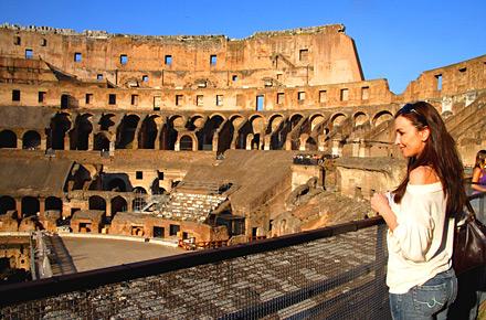 Geschichte in Rom