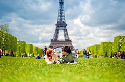 Paris- Stadt der Liebe