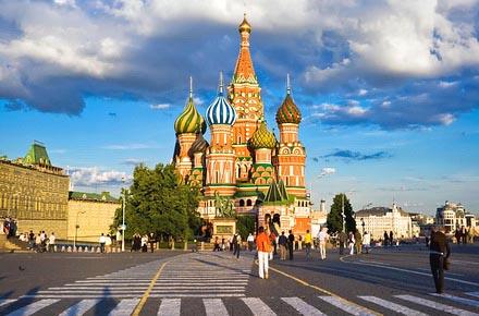 Rusia: San Petersburg o Moscú