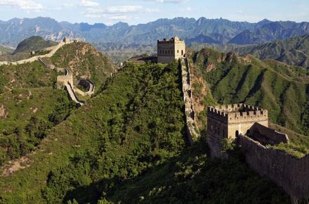 China: la gran muralla