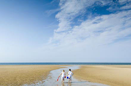 Frinton-on-sea: to suit even the smallest of budgets