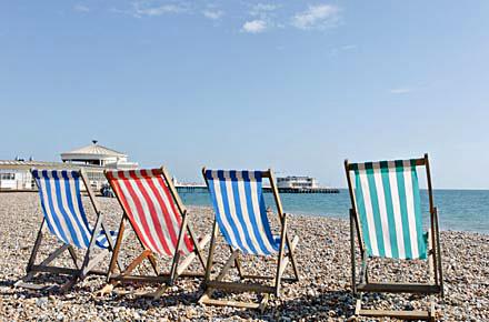 Brighton: compact and cosmopolitan