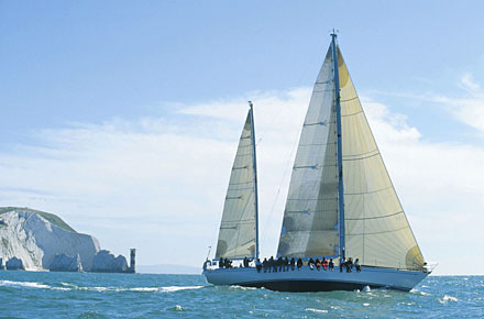 Isle of Wight: from music to sailing, beaches to countryside, it has it all
