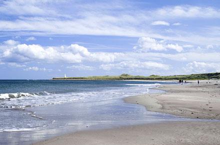 Holy Island, Lindisfarne, Northumberland: the cradle of Christianity