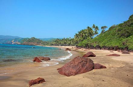 Goa's secret side, India.