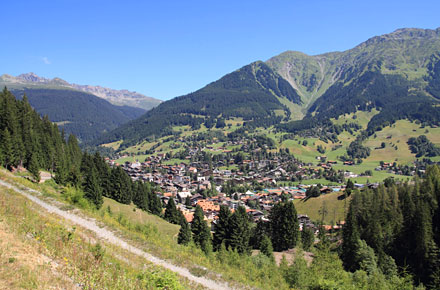 Albula Bergstrecke