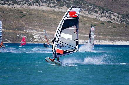 Wassersportevent WATERZ in Hvide Sande