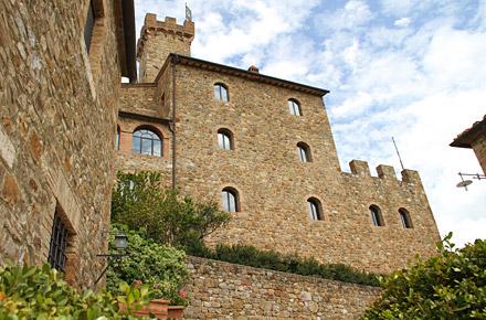 Toscana: la vendemmia come allora
