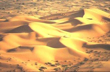 Fascinantes desiertos