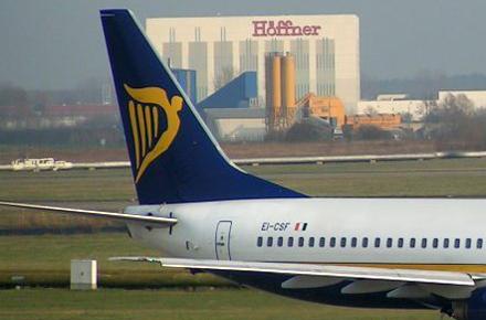 "Ryanair, ""la"" low cost"