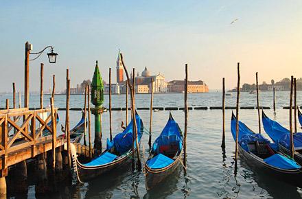 Venedig - Die Magie des Lichts entdecken