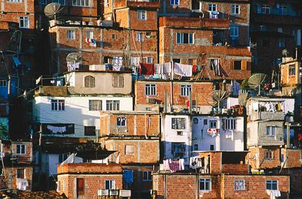 Rio de Janeiro - Favelas als neue Touristenattraktion