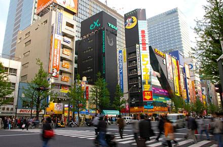 Tokio - Eine Nacht in der Kapsel
