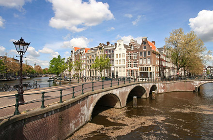 Amsterdam - Ein Hauch von Orient