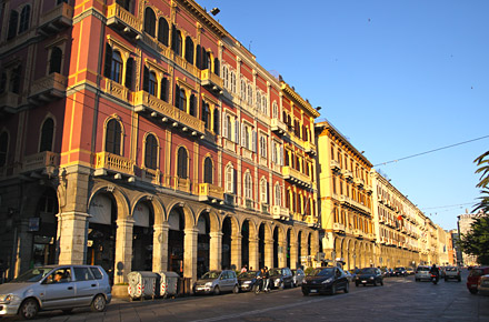 T hotel di Cagliari