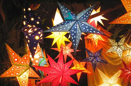 Brüsseler Weihnachtsmarkt