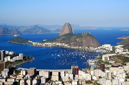 RIO DE JANEIRO: From Asia to Rio
